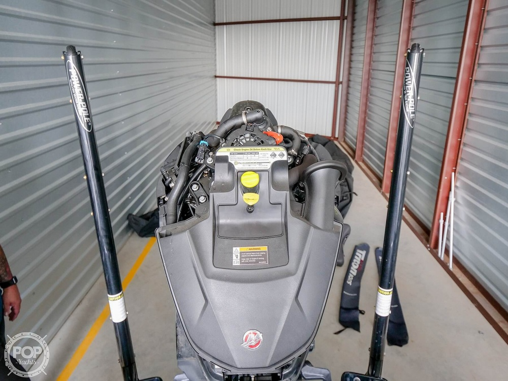 2019 Triton boat for sale, model of the boat is 20TRX Patriot Elite & Image # 30 of 40