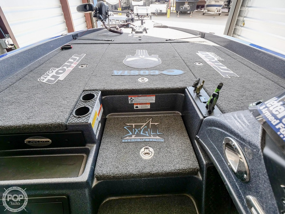 2019 Triton boat for sale, model of the boat is 20TRX Patriot Elite & Image # 11 of 40