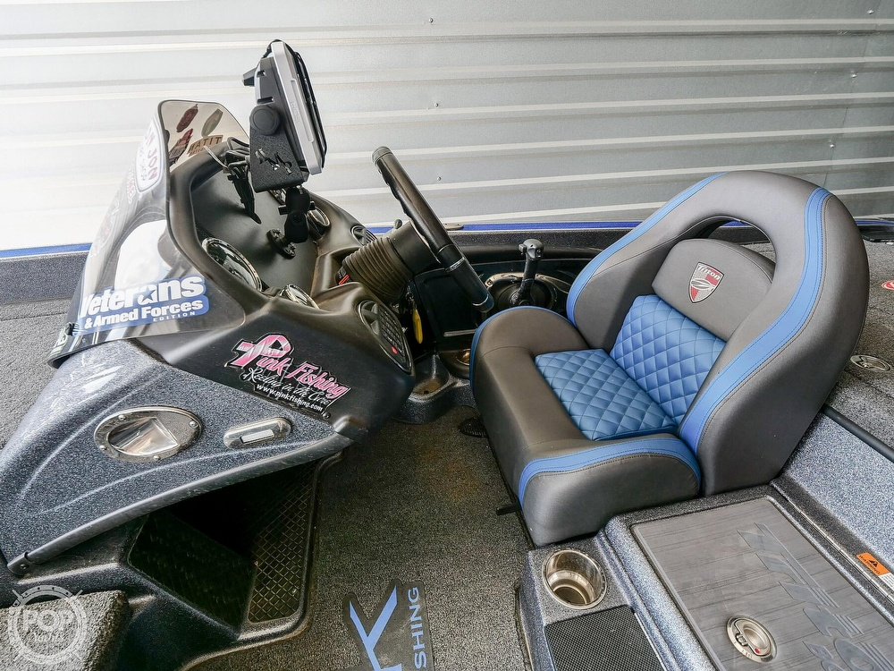 2019 Triton boat for sale, model of the boat is 20TRX Patriot Elite & Image # 8 of 40