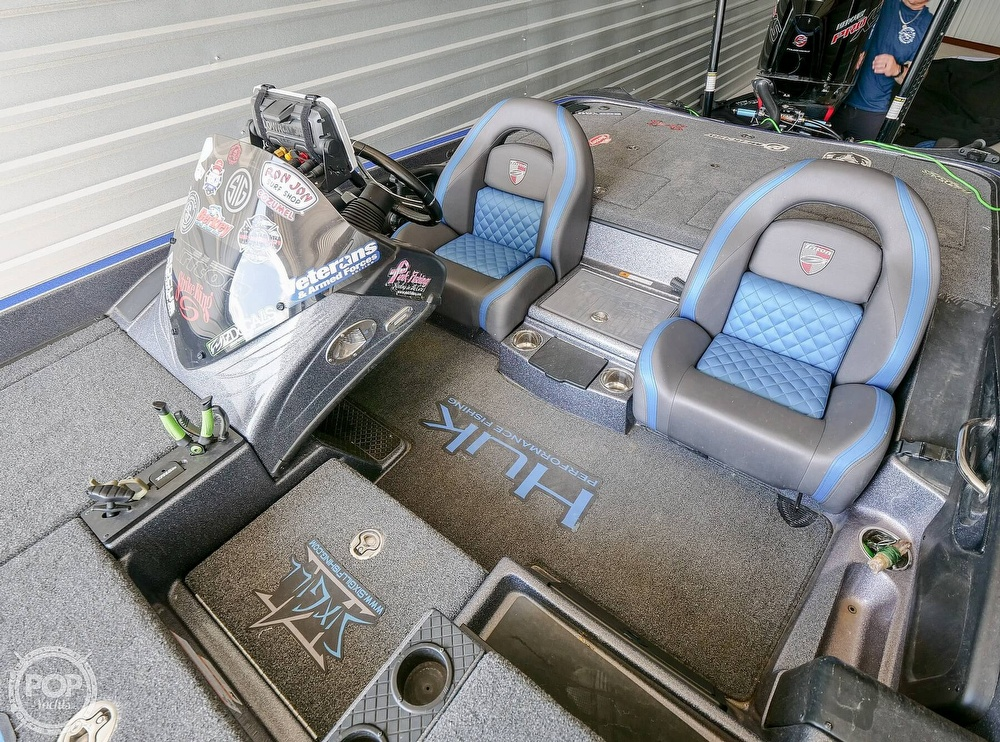 2019 Triton boat for sale, model of the boat is 20TRX Patriot Elite & Image # 6 of 40