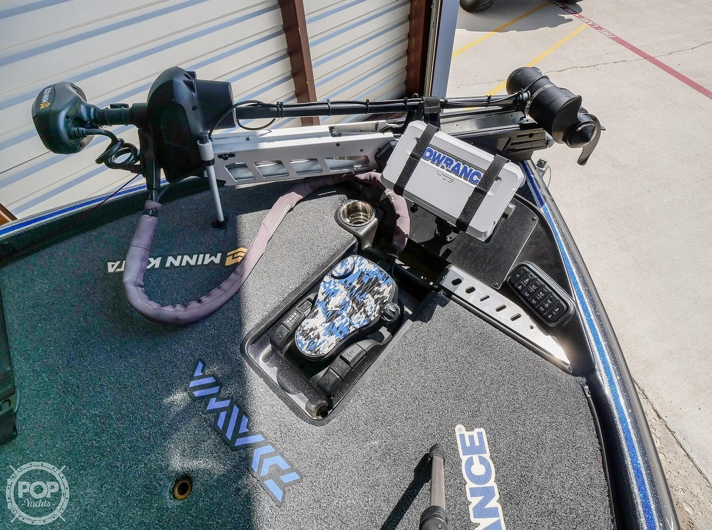 2019 Triton boat for sale, model of the boat is 20TRX Patriot Elite & Image # 7 of 40