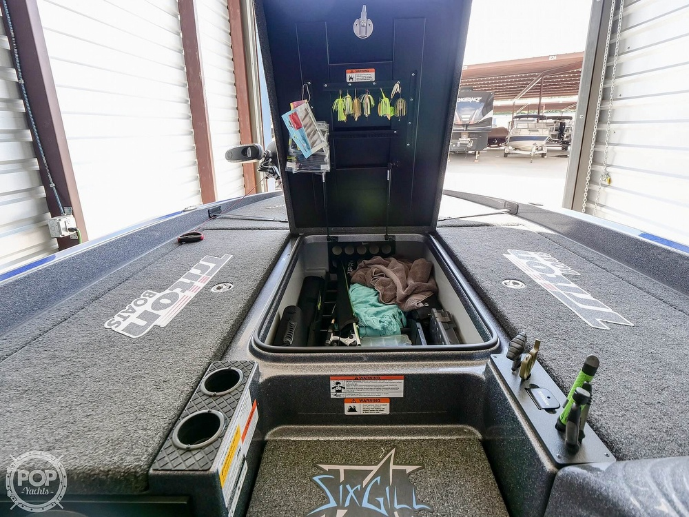 2019 Triton boat for sale, model of the boat is 20TRX Patriot Elite & Image # 38 of 40