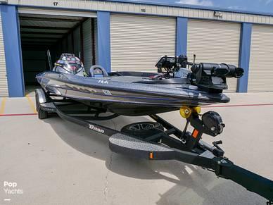 Triton 20TRX Patriot Elite, 20, for sale in Texas - $72,500