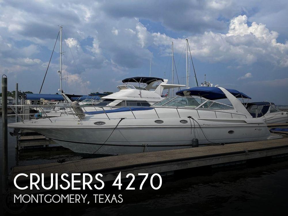 2002 Cruisers 4270 Express
