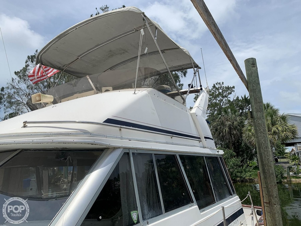 1987 Bayliner boat for sale, model of the boat is 3870 & Image # 11 of 40