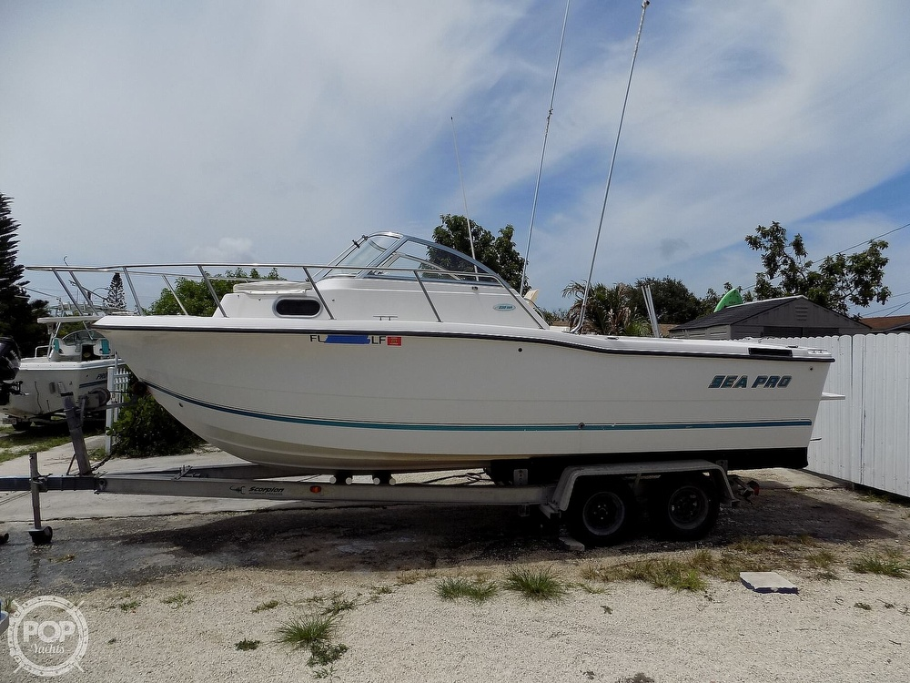 2000 Sea Pro 235 WA - #$LI_INDEX