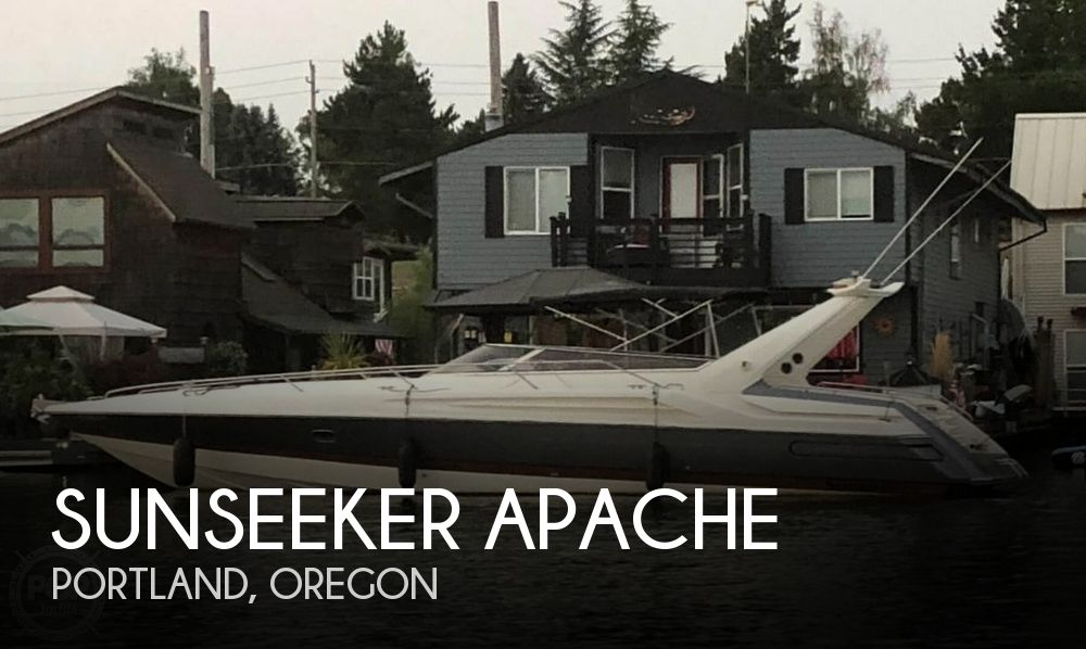 Used Power boats For Sale in Oregon by owner | 1995 47 foot Sunseeker Apache