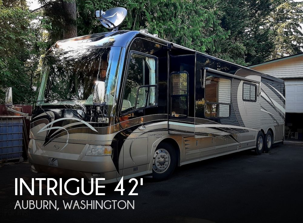 2006 Country Coach Intrigue Ovation 530