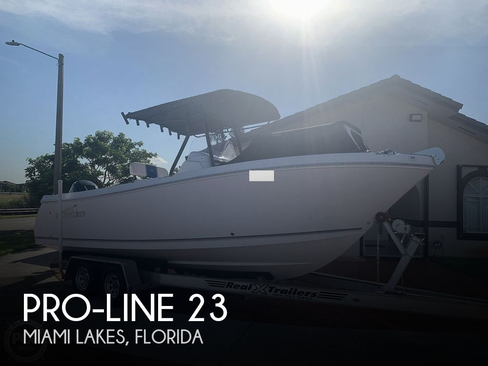 2014 Pro-Line boat for sale, model of the boat is 23 Sport CC & Image # 1 of 40