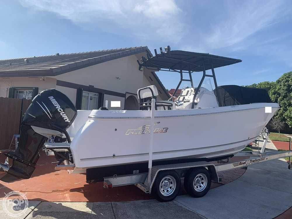 2014 Pro-Line boat for sale, model of the boat is 23 Sport CC & Image # 3 of 40