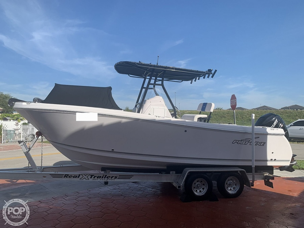 2014 Pro-Line boat for sale, model of the boat is 23 Sport CC & Image # 8 of 40