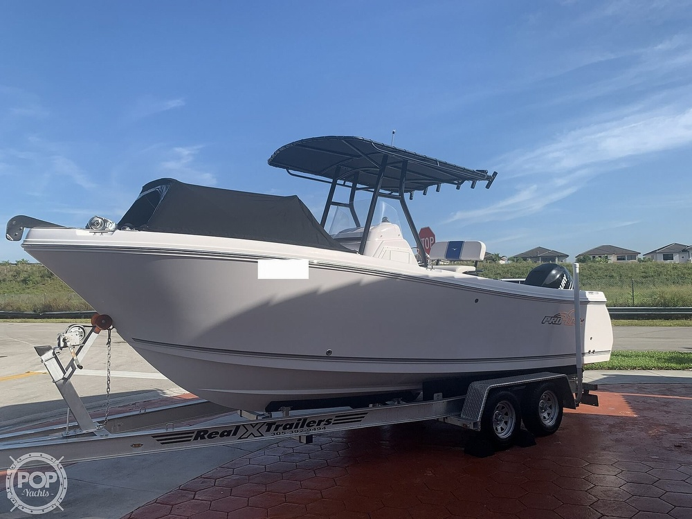 2014 Pro-Line boat for sale, model of the boat is 23 Sport CC & Image # 9 of 40