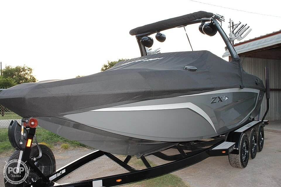 2019 Tige boat for sale, model of the boat is ZX5 & Image # 2 of 20