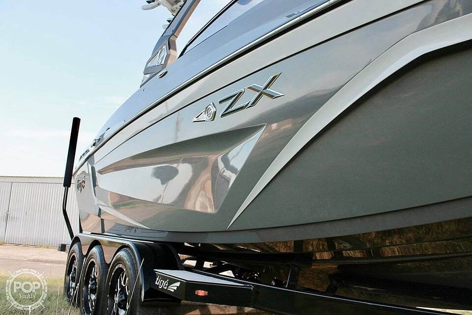 2019 Tige boat for sale, model of the boat is ZX5 & Image # 3 of 20