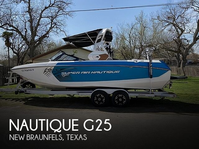 Used Boats For Sale by owner   2019 Nautique G25