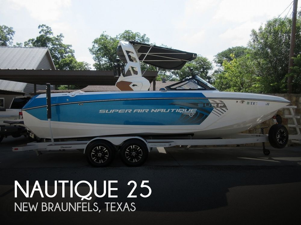 2019 Nautique boat for sale, model of the boat is G25 & Image # 1 of 40