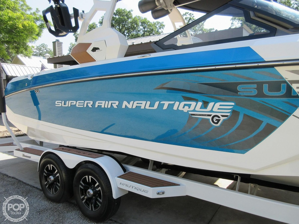 2019 Nautique boat for sale, model of the boat is G25 & Image # 26 of 40