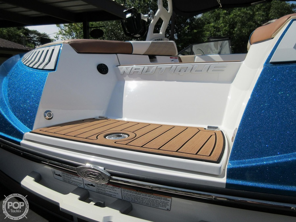 2019 Nautique boat for sale, model of the boat is G25 & Image # 17 of 40