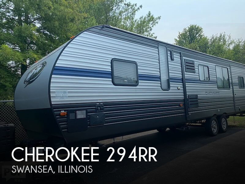 2020 Forest River Cherokee 294rr