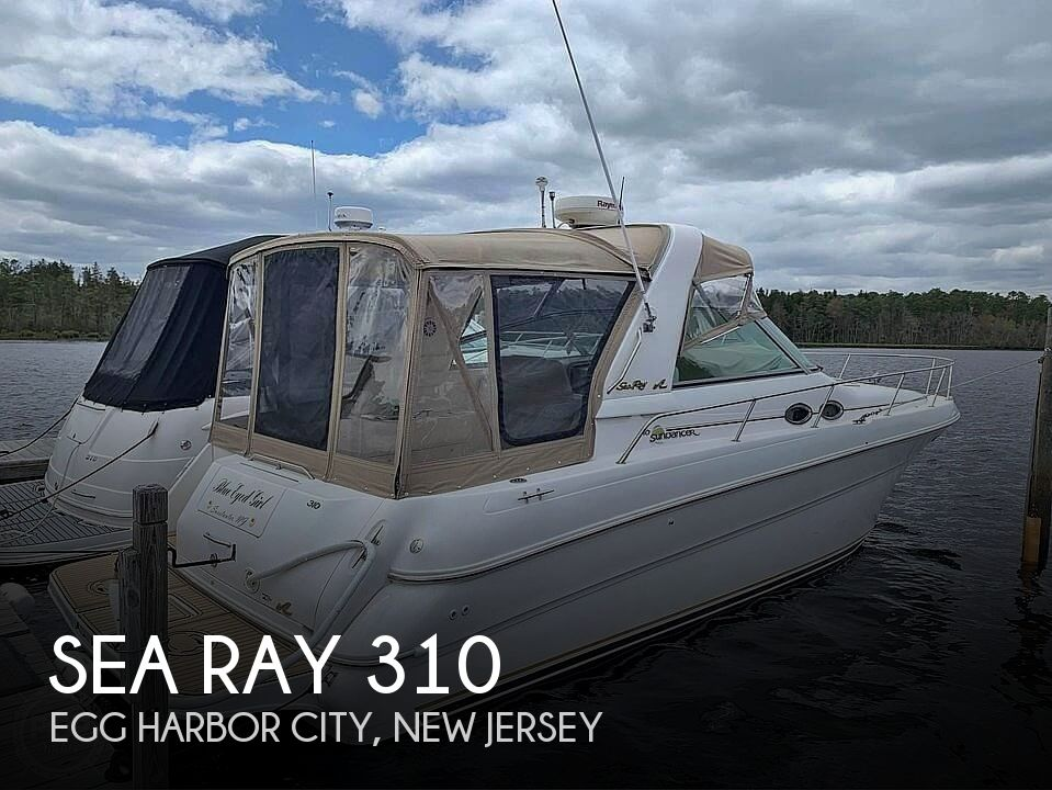 Used Sea Ray Sundancer 310 Boats For Sale by owner   2000 Sea Ray Sundancer 310