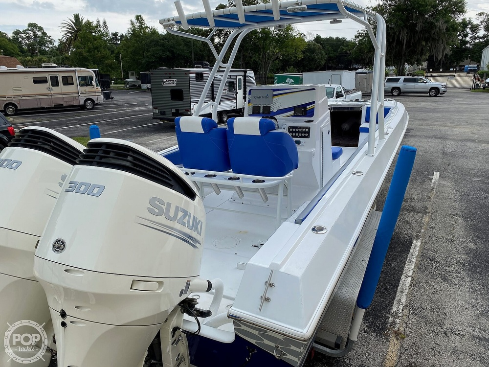 1987 Chris Craft boat for sale, model of the boat is Scorpion 313 & Image # 10 of 40