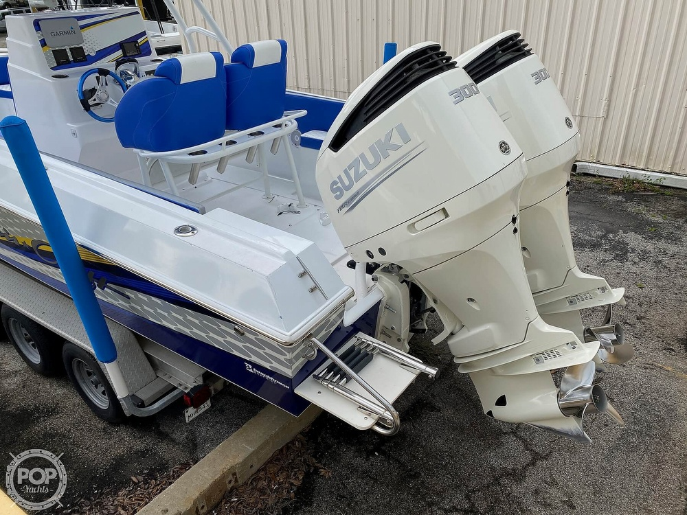 1987 Chris Craft boat for sale, model of the boat is Scorpion 313 & Image # 2 of 40