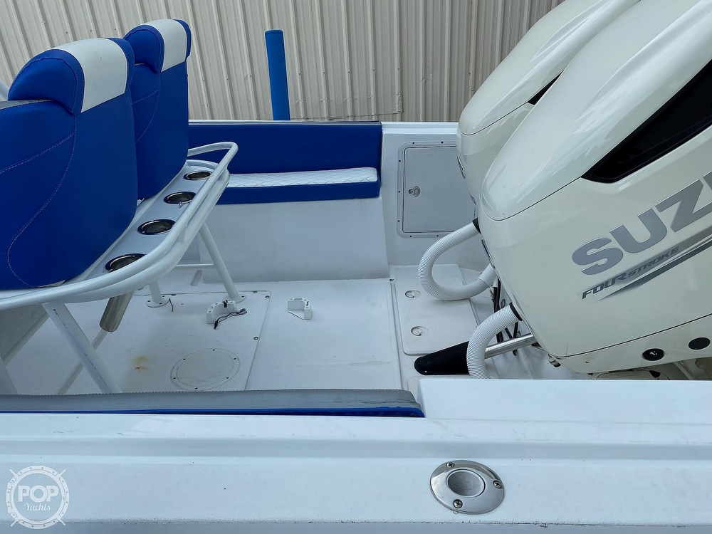 1987 Chris Craft boat for sale, model of the boat is Scorpion 313 & Image # 14 of 40