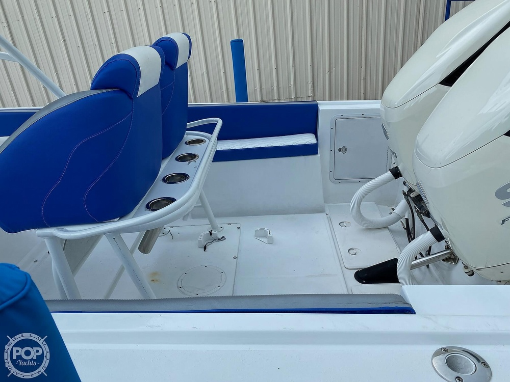1987 Chris Craft boat for sale, model of the boat is Scorpion 313 & Image # 15 of 40