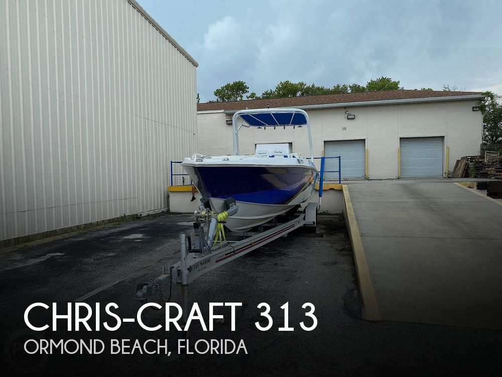 1987 Chris Craft boat for sale, model of the boat is Scorpion 313 & Image # 1 of 40