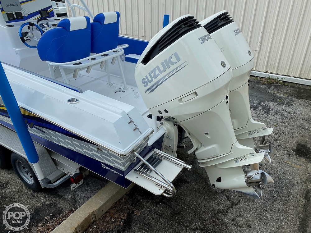 1987 Chris Craft boat for sale, model of the boat is Scorpion 313 & Image # 7 of 40