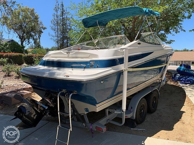 1997 Maxum boat for sale, model of the boat is 2300SR & Image # 3 of 40