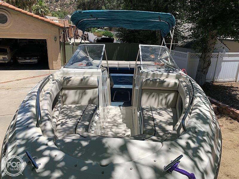 1997 Maxum boat for sale, model of the boat is 2300SR & Image # 2 of 40