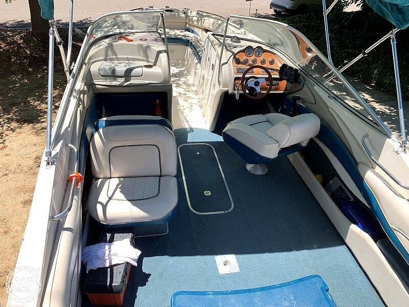 1997 Maxum boat for sale, model of the boat is 2300SR & Image # 15 of 40