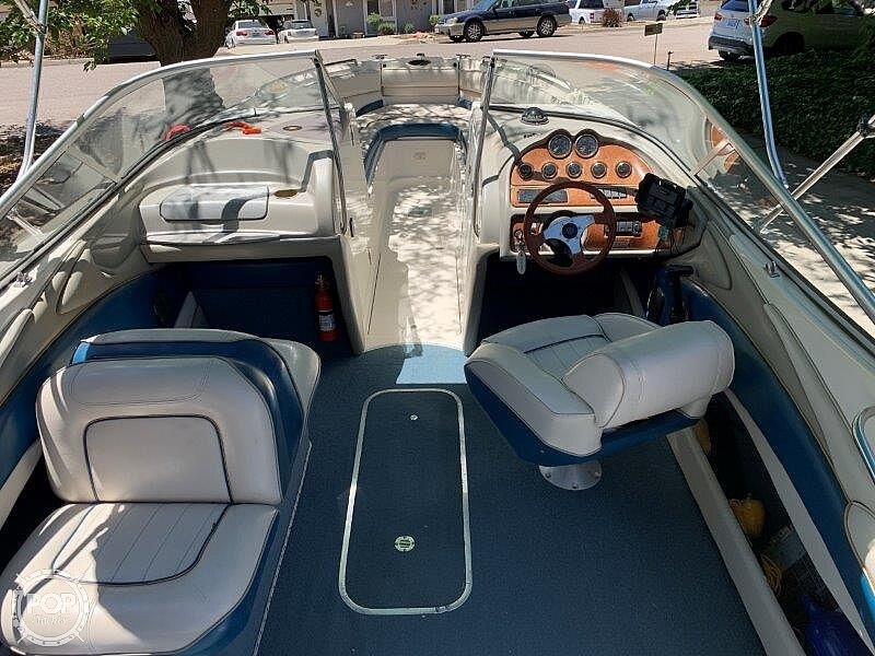 1997 Maxum boat for sale, model of the boat is 2300SR & Image # 17 of 40