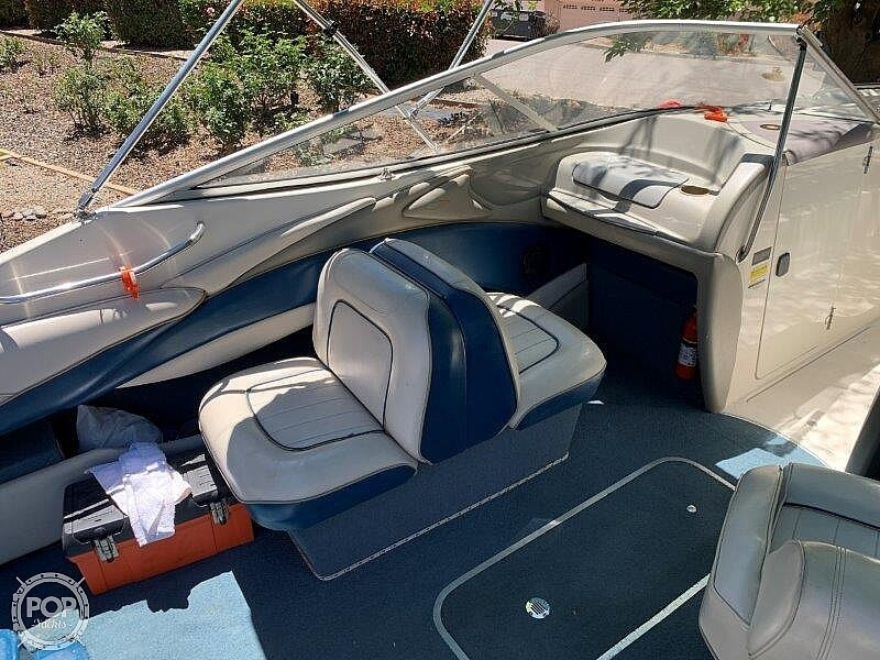 1997 Maxum boat for sale, model of the boat is 2300SR & Image # 18 of 40