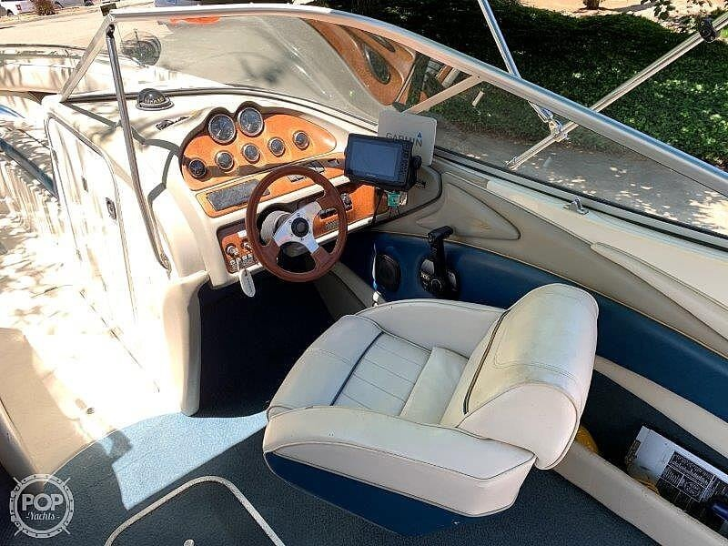 1997 Maxum boat for sale, model of the boat is 2300SR & Image # 21 of 40