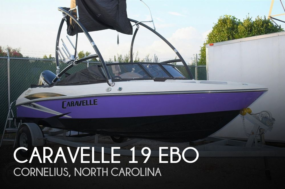 2017 Caravelle boat for sale, model of the boat is 19 EBO & Image # 1 of 40
