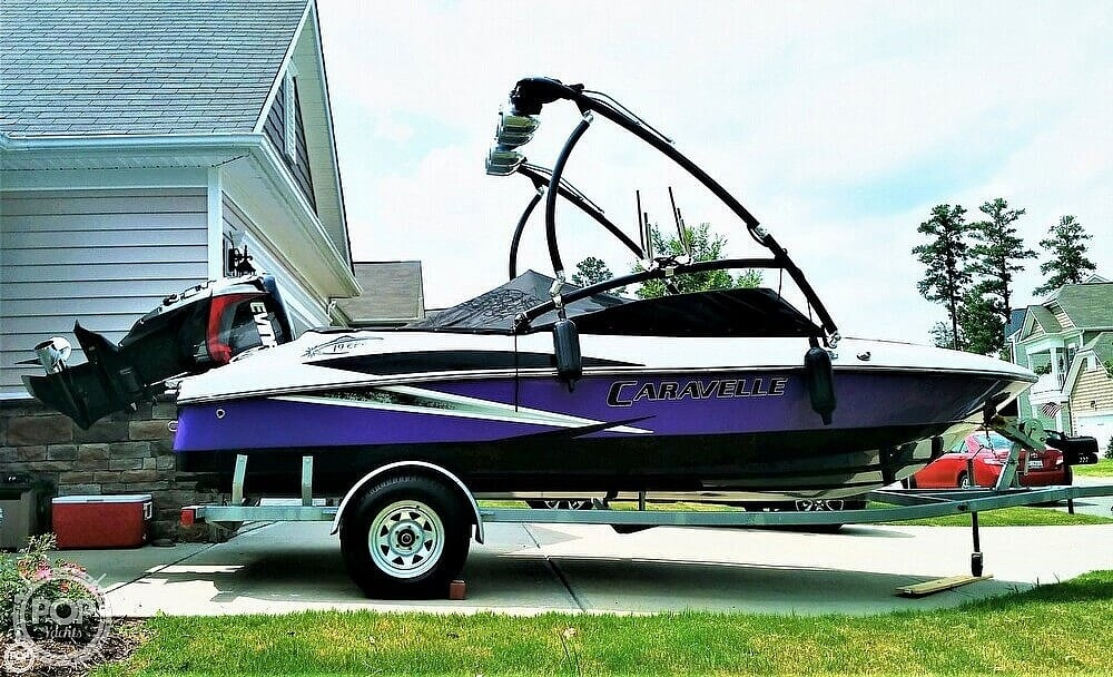 2017 Caravelle boat for sale, model of the boat is 19 EBO & Image # 9 of 40