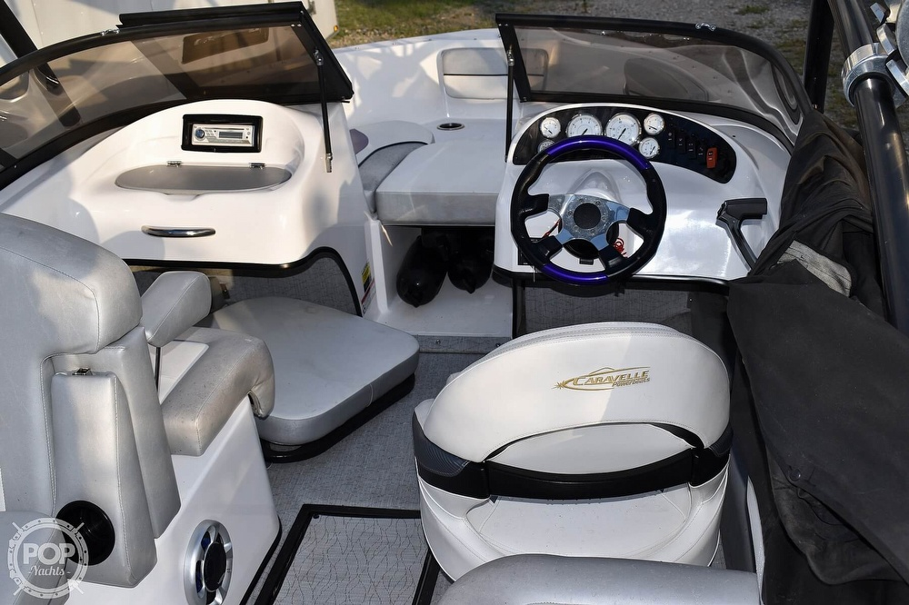 2017 Caravelle boat for sale, model of the boat is 19 EBO & Image # 39 of 40