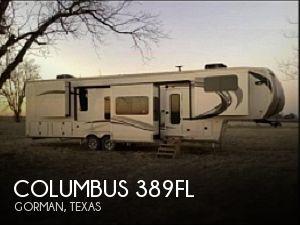 2018 Palomino Columbus 389FL