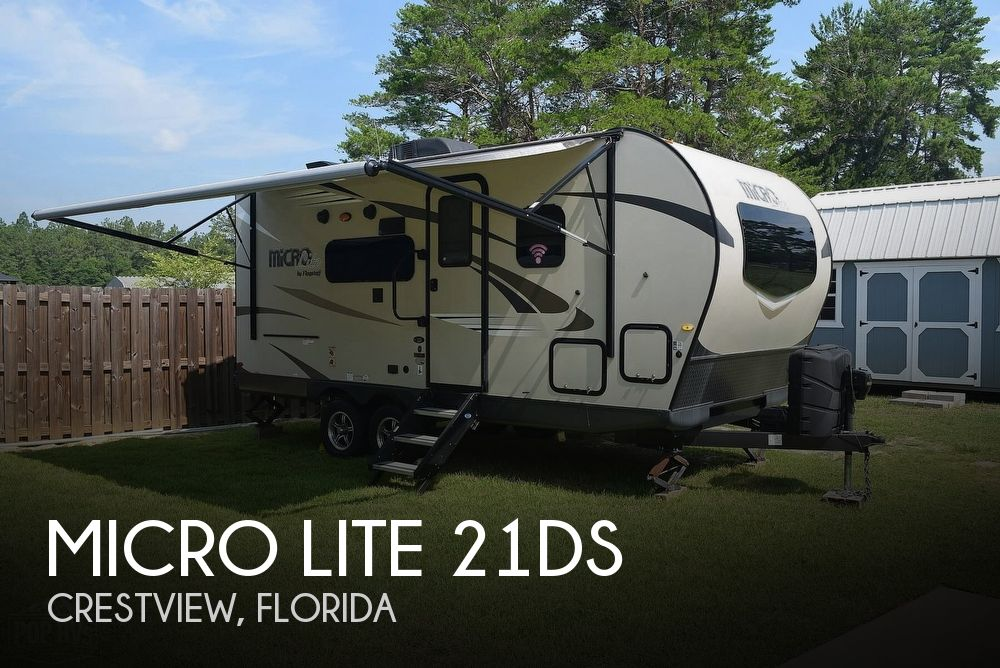 2019 Forest River Micro Lite 21DS