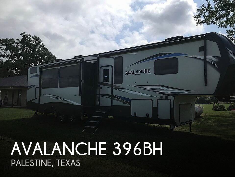 2020 Keystone Avalanche 396BH