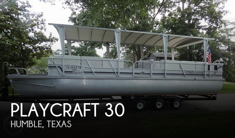 Used Playcraft Boats For Sale by owner   1990 Playcraft 30