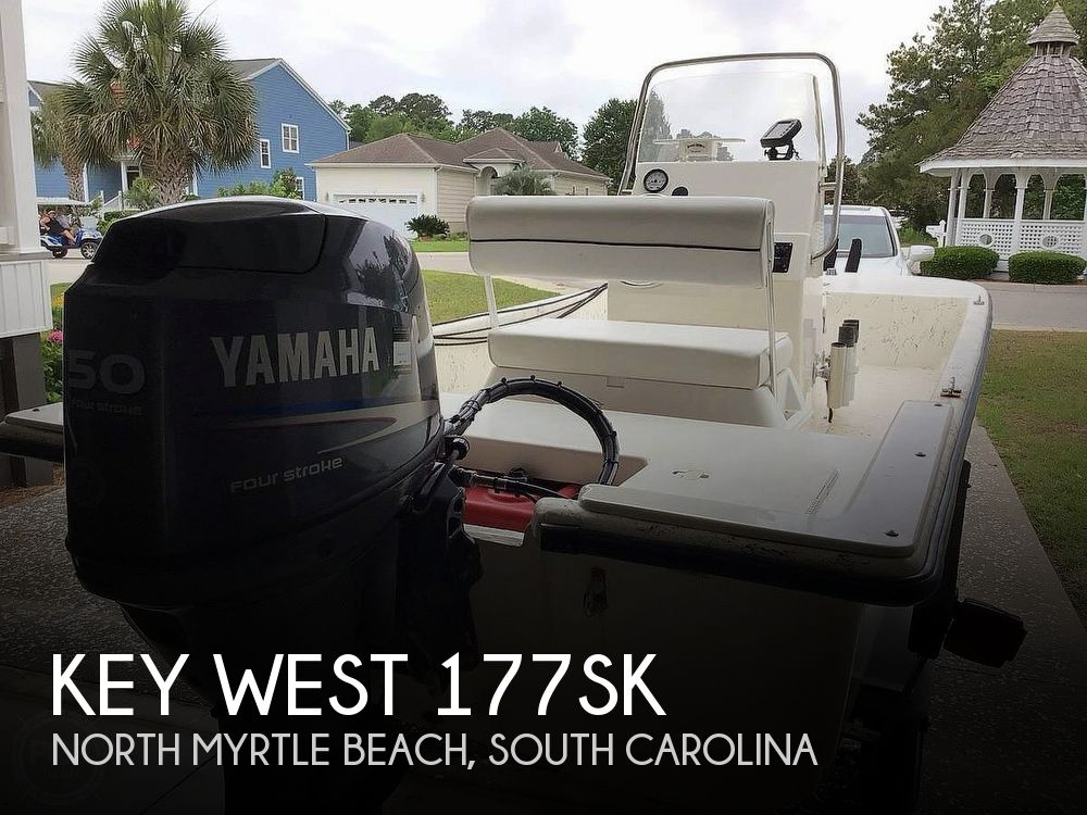 2011 KEY WEST 177SK for sale