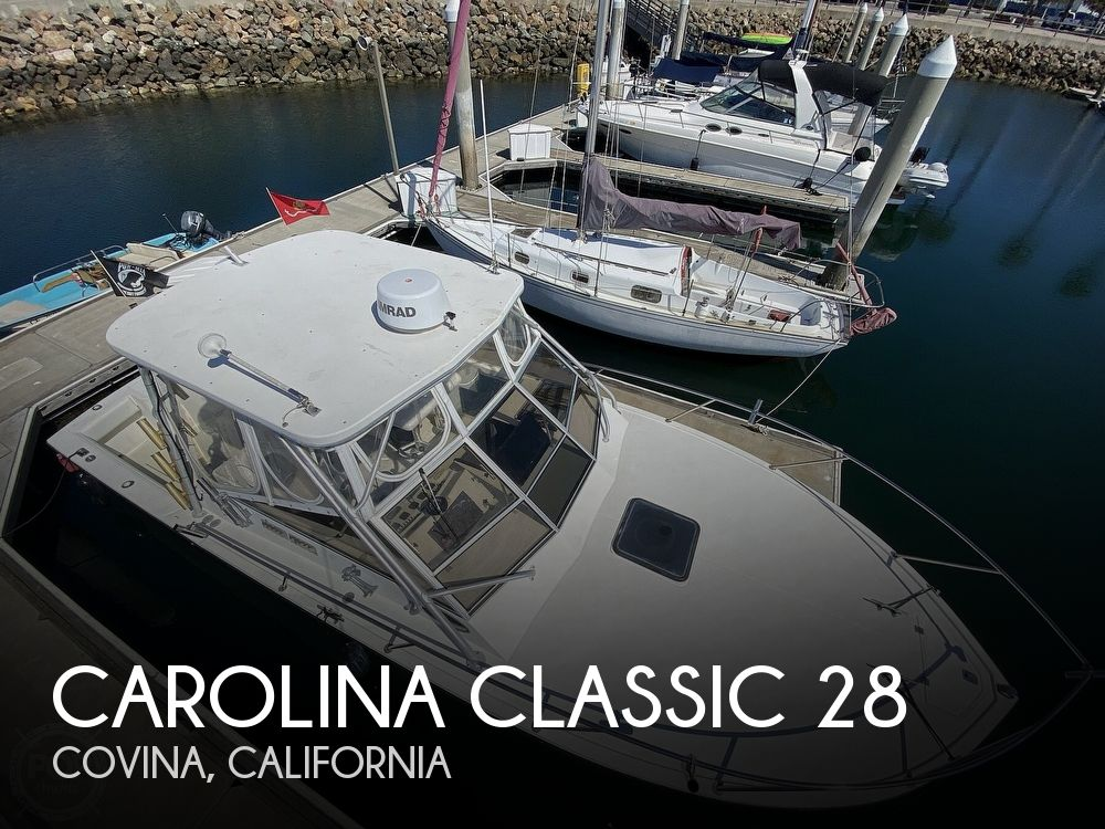 2000 Carolina boat for sale, model of the boat is classic 28 & Image # 1 of 40