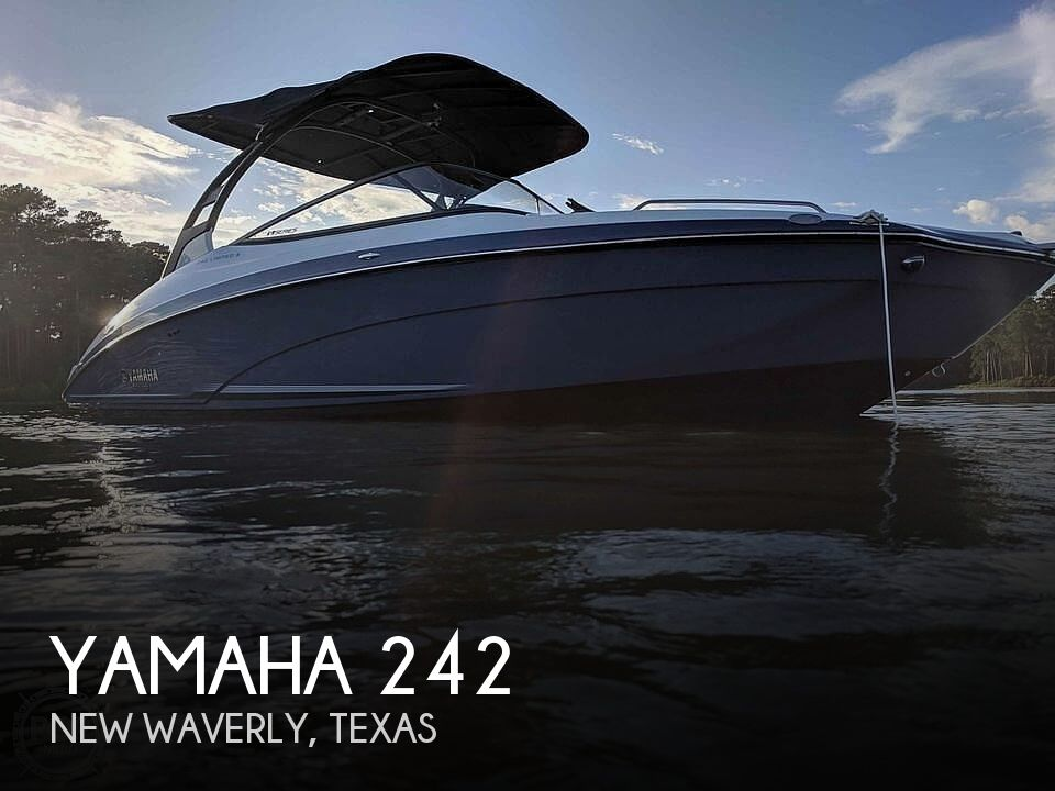 Used Yamaha Boats For Sale by owner | 2018 Yamaha 242 limited s e-series