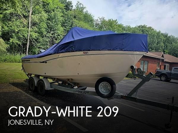 Used Grady-White 20 Boats For Sale by owner | 2014 Grady-White 209