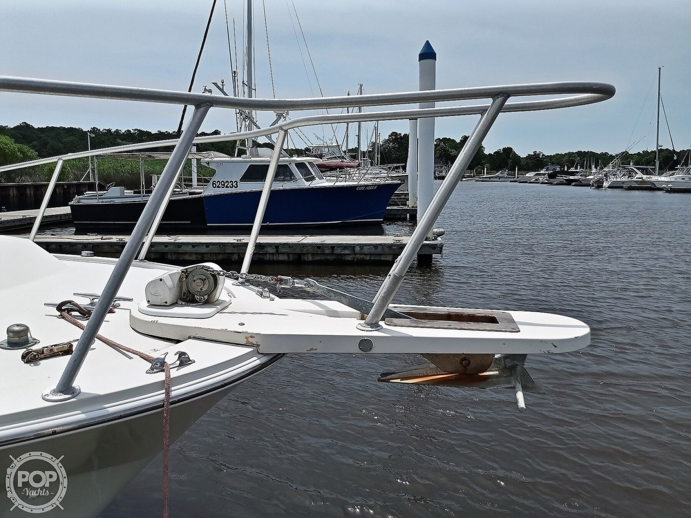 1989 Atlantic boat for sale, model of the boat is 34 Express & Image # 3 of 40