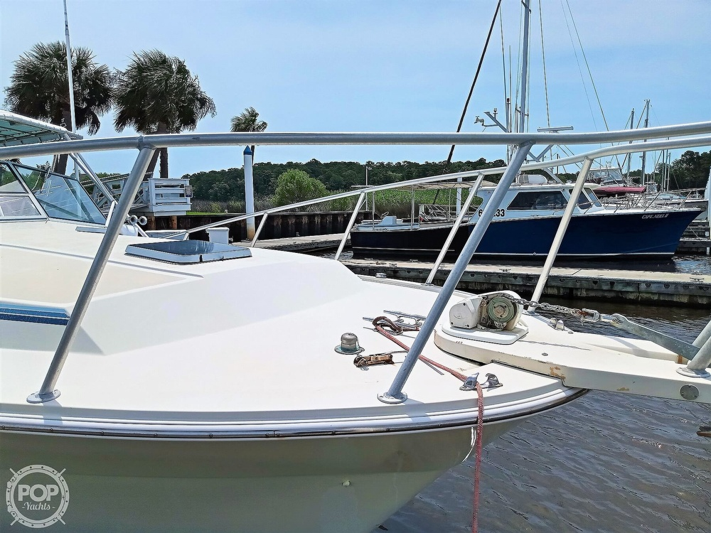 1989 Atlantic boat for sale, model of the boat is 34 Express & Image # 4 of 40