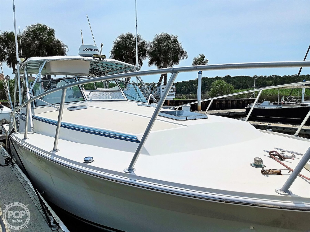 1989 Atlantic boat for sale, model of the boat is 34 Express & Image # 5 of 40
